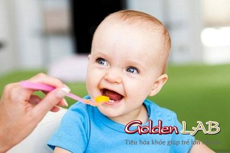 Lựa chọn thực phẩm giúp bé tăng cân