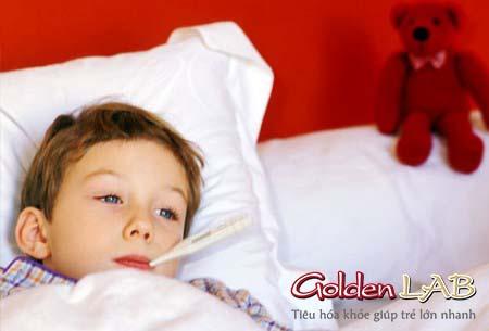 Những căn bệnh trẻ thường gặp vào mùa xuân