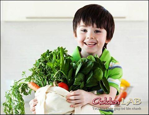 4 nhóm thực phẩm cần thiết cho sự phát triển của trẻ
