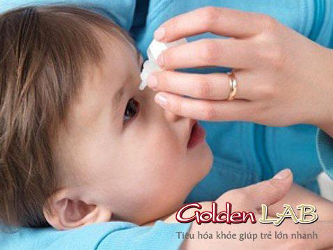 Bệnh về mắt ở trẻ trong mùa xuân