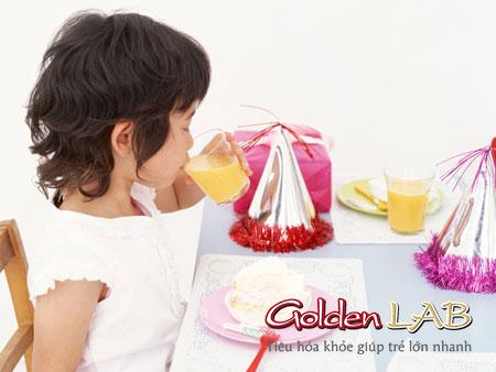 Cốm vi sinh: Cốm vi sinh cho trẻ biếng ăn