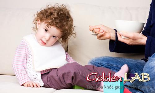 Chữa rối loạn tiêu hoá cho trẻ từ chế độ dinh dưỡng