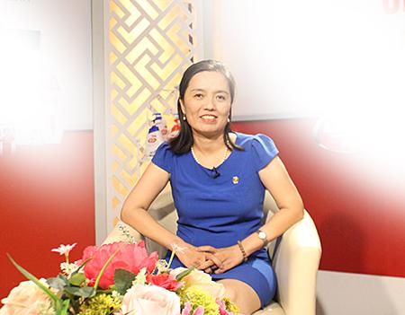 PGS.TS. Nguyễn Thị Diệu Thúy, Trưởng bộ môn Nhi trường Đại học Y Hà Nội