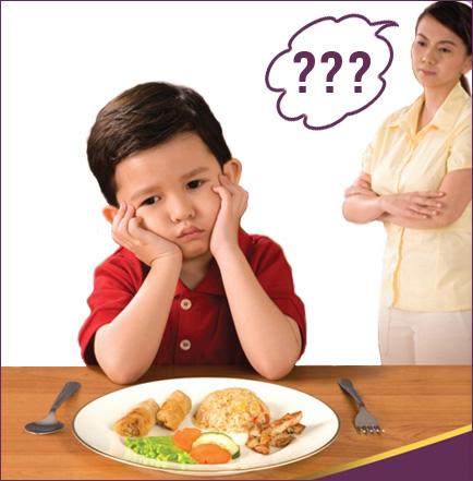 Trẻ biếng ăn uống thuốc gì?