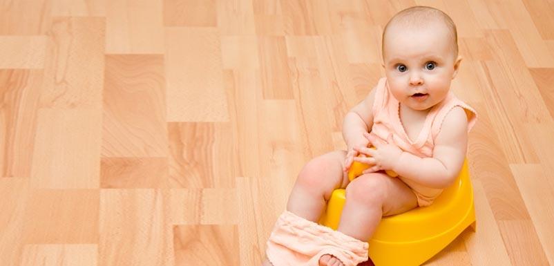 Giải pháp nào tốt nhất cho trẻ sơ sinh bị táo bón